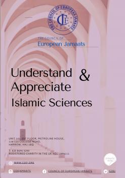 Islamic Sciences Outline